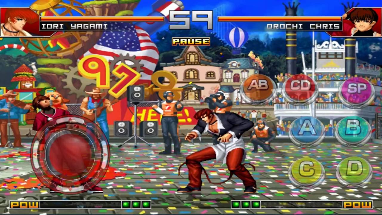 The King Of Fighter 97 Apk Free Download Skyeyspeedy